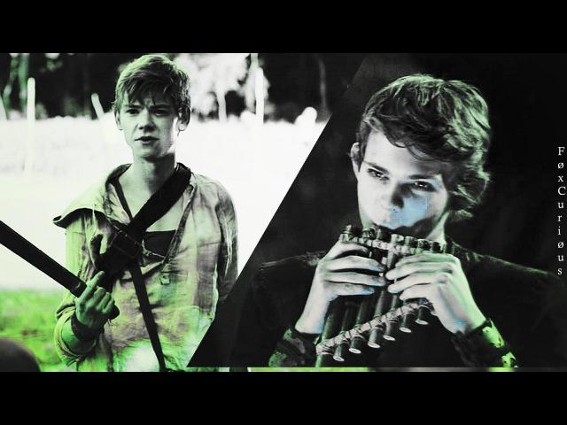 █ save my soul █ (Peter Pan / Jojen Reed)