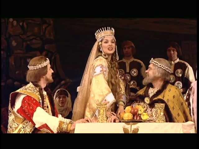 Anna Netrebko Ruslan and Lyudmila