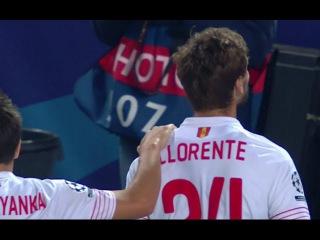 Sevilla vs Juventus 1-0 (Champions League 2015) Fernando Llorente Goal HD