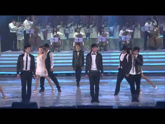 Boy Group Medley Special (2AMBEASTSHINee2PM).wmv