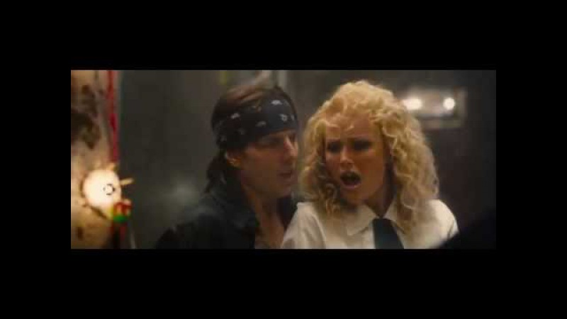 TOM CRUISE and MALIN AKERMAN i want to know what love is ROCK OF AGES