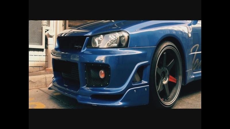 Nassan Skyline GT R R34 ♥