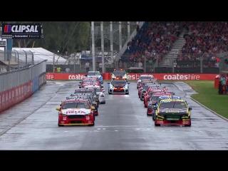 V8 Supercars 2016. Этап 1 - Аделаида. Третья гонка