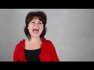 Ирина Цуканова. Упражнения на дыхание