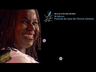 Randy Crawford & Joe Sample - Festival de Jazz de Vitoria-Gasteiz 2010