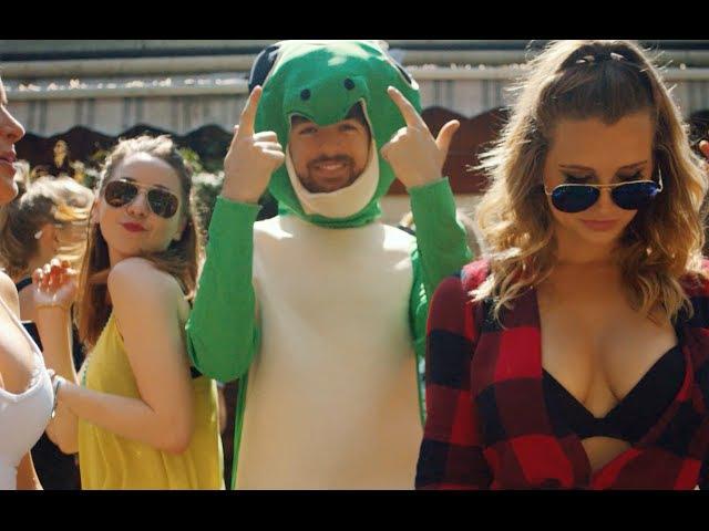 Oliver Heldens Shaun Frank - Shades Of Grey (Ft. Delaney Jane) [Official Music Video]
