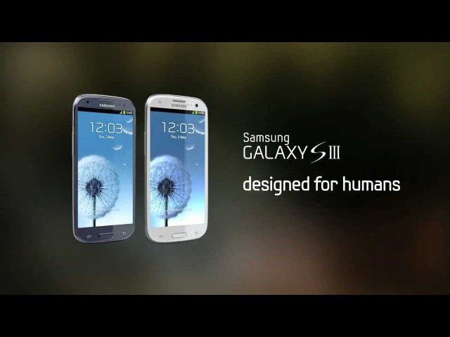 GALAXY S III Official TV Commercial Extended version HD