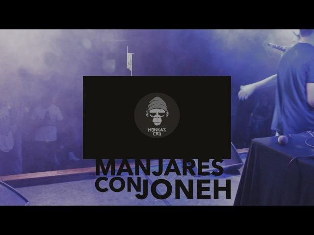 Monkas Cru y Joneh - Manjares