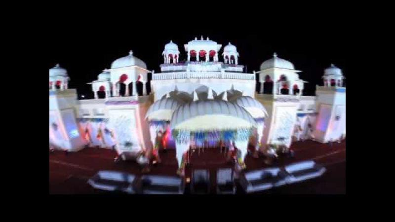 Индийская свадьба 'Azotti feat Bagga Bownz Day And Night'