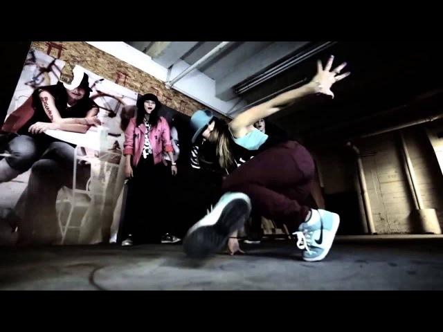 Bgirl Bonita Breaking Dance Reel