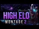 High Elo Montage 2 feat Alex Ich Bjergsen Pobelter Doublelift Aphromoo Wickd