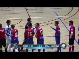 Levante UD DM Vs Jumilla B. Carchelo Jornada 15