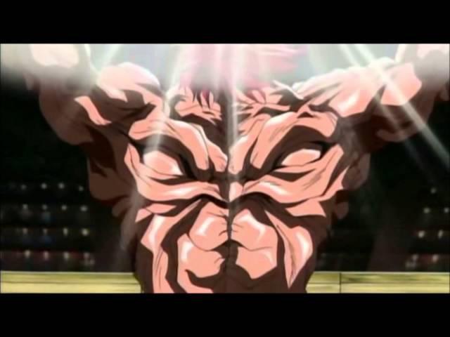YUJIRO HANMA VS DOPPO HOROCHI combat remarcable