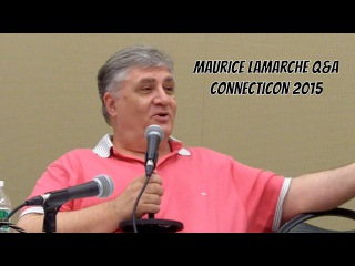 Maurice LaMarche Q&A - ConnectiCon 2015