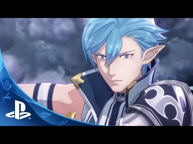 Sword Art Online Lost Song - Launch Trailer | PS4, PSVita