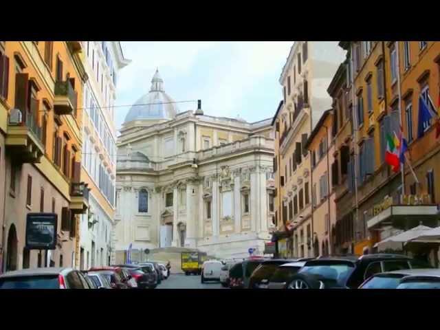 Roma Basilica di Santa Maria Maggiore 1 5 Esterno