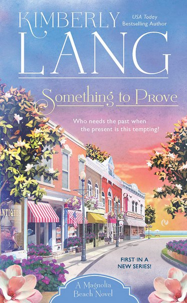Kimberly Lang - Something to Prove