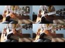 Nirvana heart shaped box Instrumental Acoustic Cover by Max Bagoy