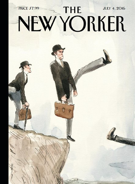 The New Yorker - 4 July 2016