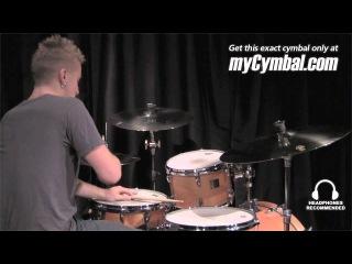 """Zildjian 14"""" A Custom Hi Hat Cymbals (A20510-1061711A)"""