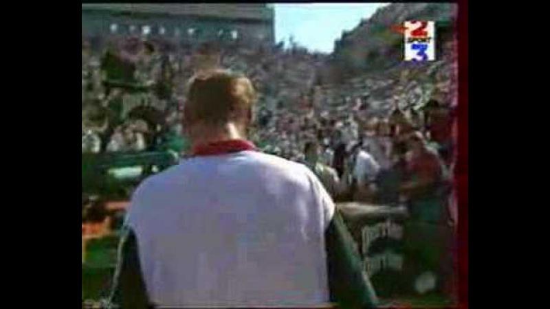 Kafelnikov Stich French Open 1996