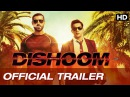 Dishoom Official Trailer | Watch Full Movie On Eros Now