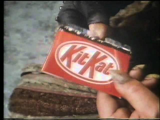 Kit Kat God Satan