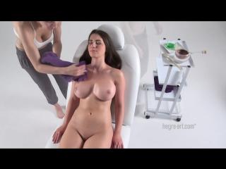 Hegre-Art - Breast Mud Mask Massage [эротика, мастурбация, массаж, порно, xxx, 18+]
