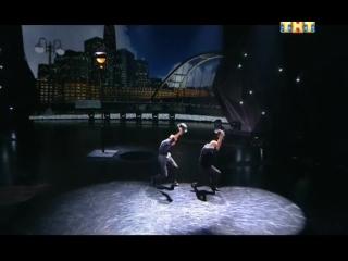 Митя Стаев и Егор Дружинин (обалденный танец)