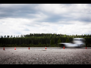 Volvo Trucks -Trailer: Aiming for the world speed record