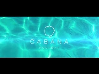 Dan Bilzerian at Cabana Pool Bar