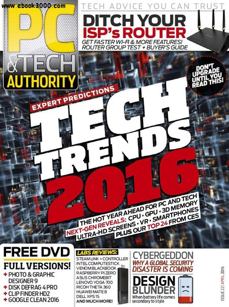 PC Tech Authority - April 2016