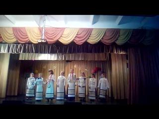 Даша   Итоговый концерт
