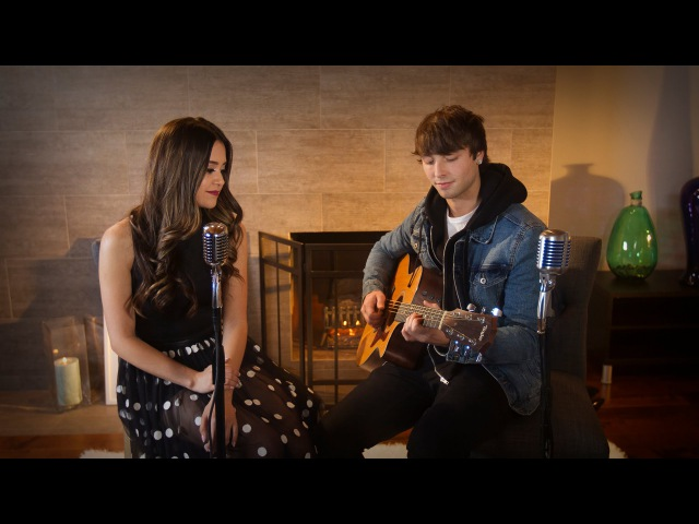 Love Yourself cover Megan Nicole and Wesley Stromberg