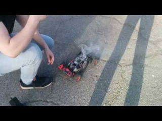 fs racing raptor сгорел ESC
