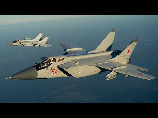 Турецкие СМИ узнали о поставке Сирии российских истребителей МиГ 31 Новости 16 08 2015