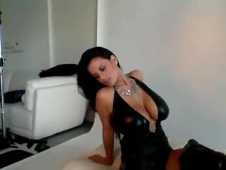 Wendy Fiore — Leather (Live Cam)