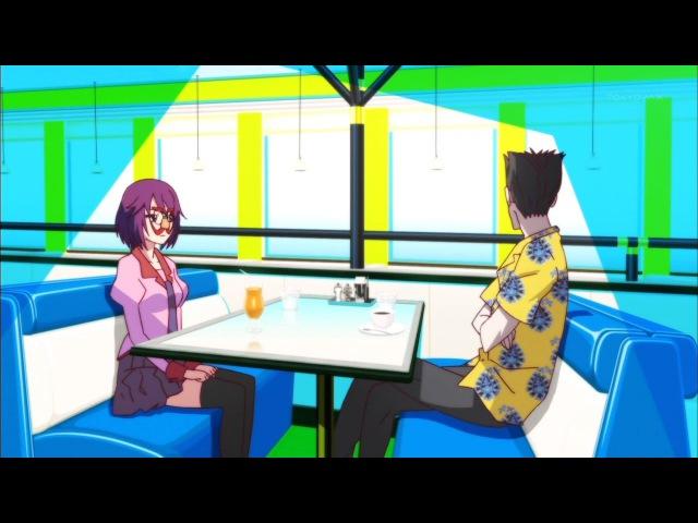 Kogarashi Sentiment FULL HQ still AMV Koimonogatari Opening by Shinichiro Miki and Chiwa Saito