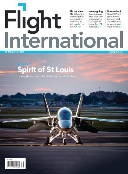 Flight International 20 26 September 2016 vk.com