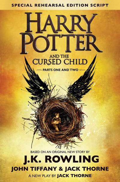 Harry Potter and the Cursed Child (Harry Potter #8)