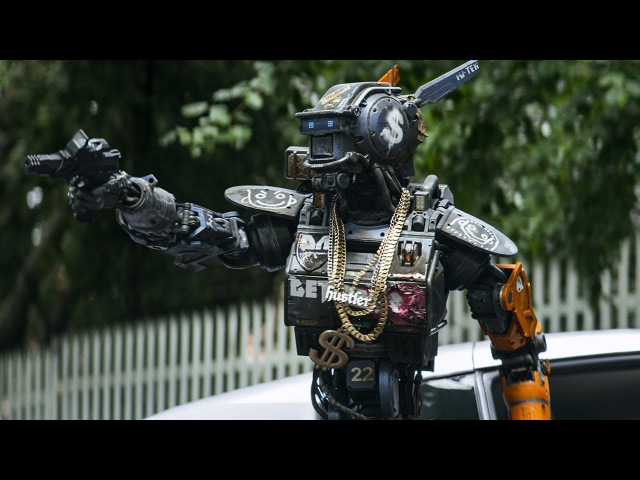 Dredving Клип на фильм Робот по имени Чаппи