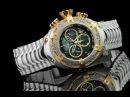 Invicta 21341 52mm Reserve Thunderbolt Swiss Made Chronograph Bracelet Watch