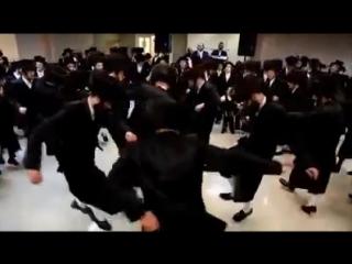 Евреи танцуют под Верку Сердючку