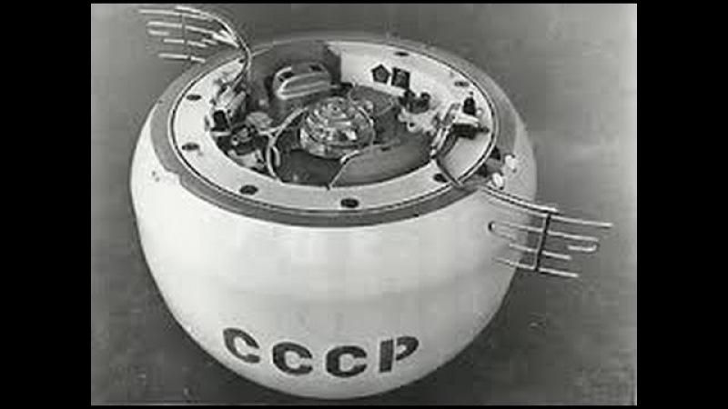 Автоматическая межпланетная станция ВЕНЕРА 4.Фрагмент документального фильма.
