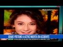 Actriz Karem Escobar recibe homenaje póstumo en graduación de compañeros