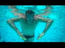 Middle Sculling Drill