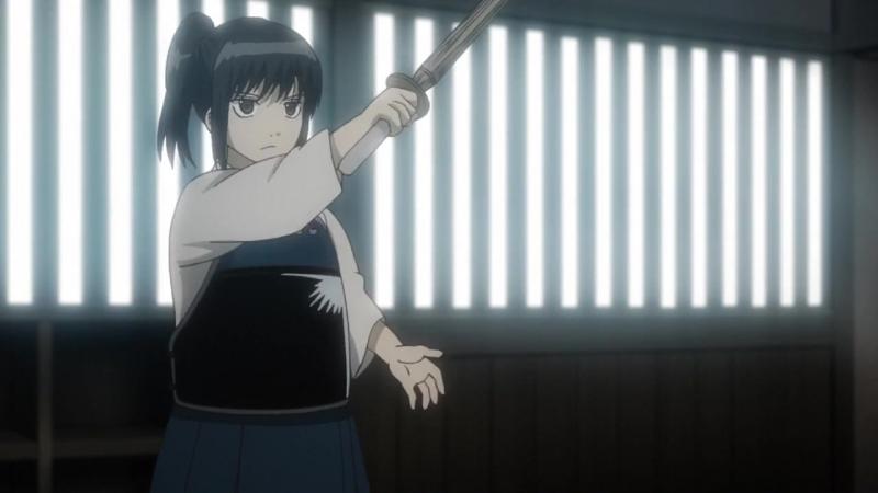 Gintama Гинтама 5 сезон 4 серия