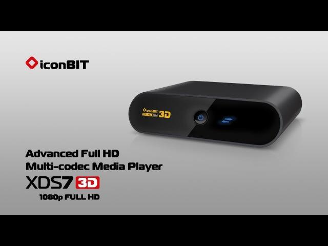 IconBIT XDS73D Официальный обзор медиаплера