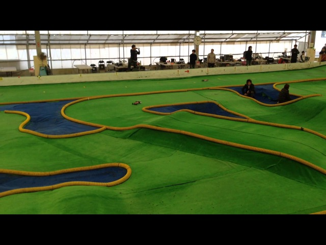 2015 IFMAR World Championships 1 10 Electric Off Road Venue : Yatabe Arena JAPAN