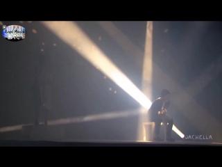 Sia - diamonds (live at coachella)